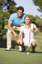 Partnervermittlung für golfer